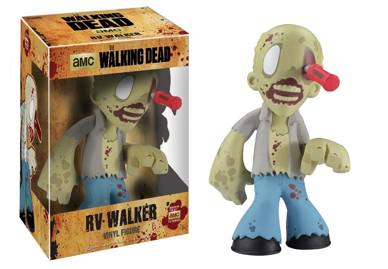 pop walking dead rv walker