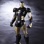 sh figuarts iron man mark 6 black 1