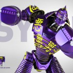 3A Real Steel Noisy Boy 007