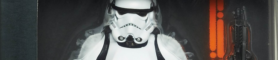 Black Series Stormtrooper 6 Inch 1