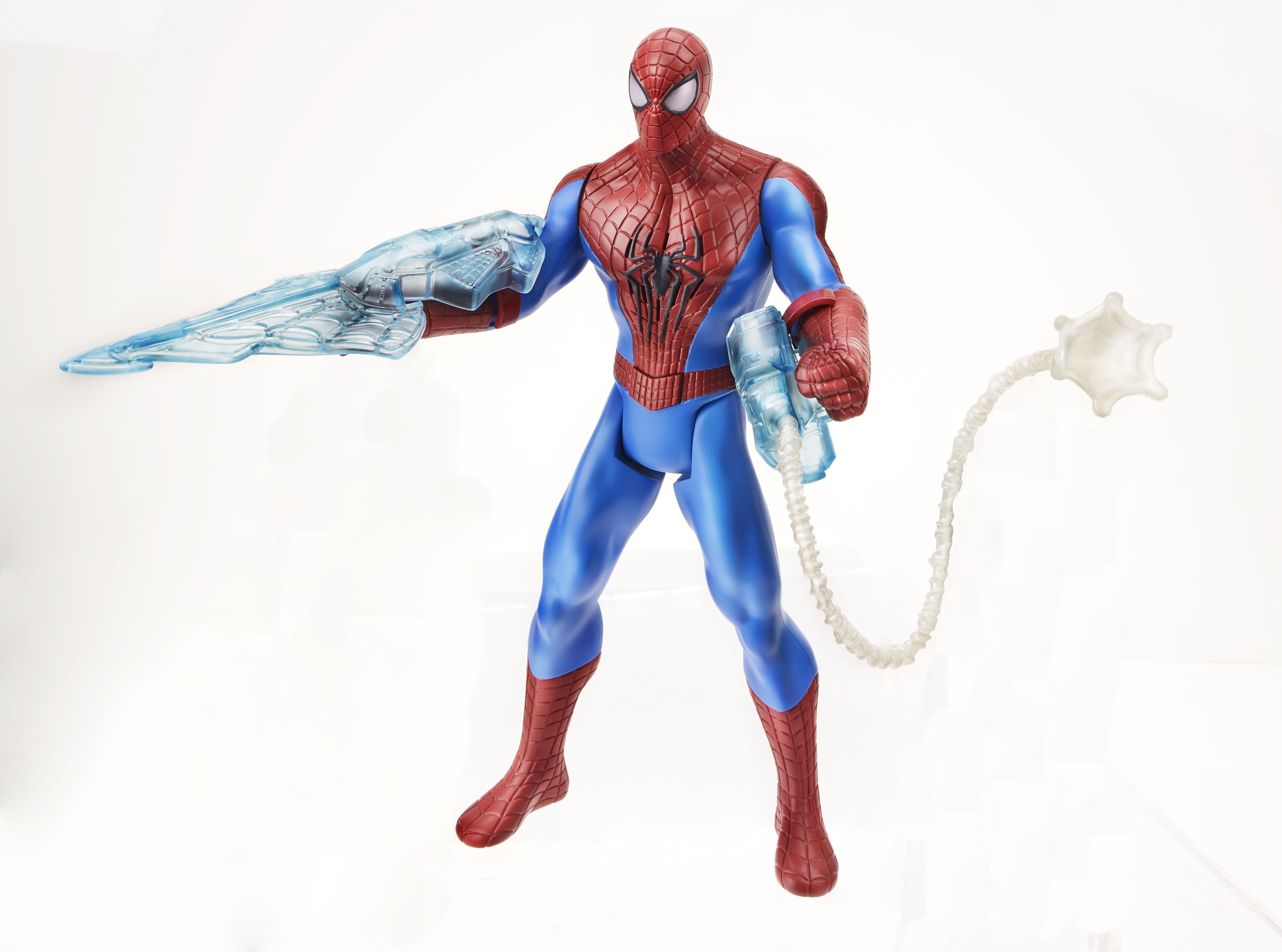 Spider Man Toys : Hasbro amazing spiderman toys press release and images
