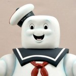 Ghostbusters Stay Puft Vinyl Bank 1