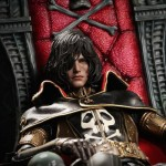 Hot Toys Captain Harlock 001