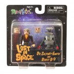 Lost In Space Color Minimates Packaged 1