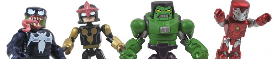 Marvel Minimates Tous R Us Series 17