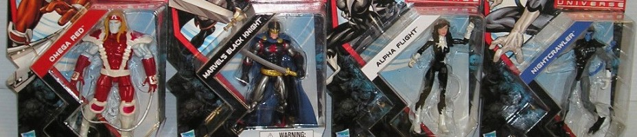 Marvel Universe Wave 26 Ebay