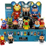 Marvel Vinylmation Series 1 Set