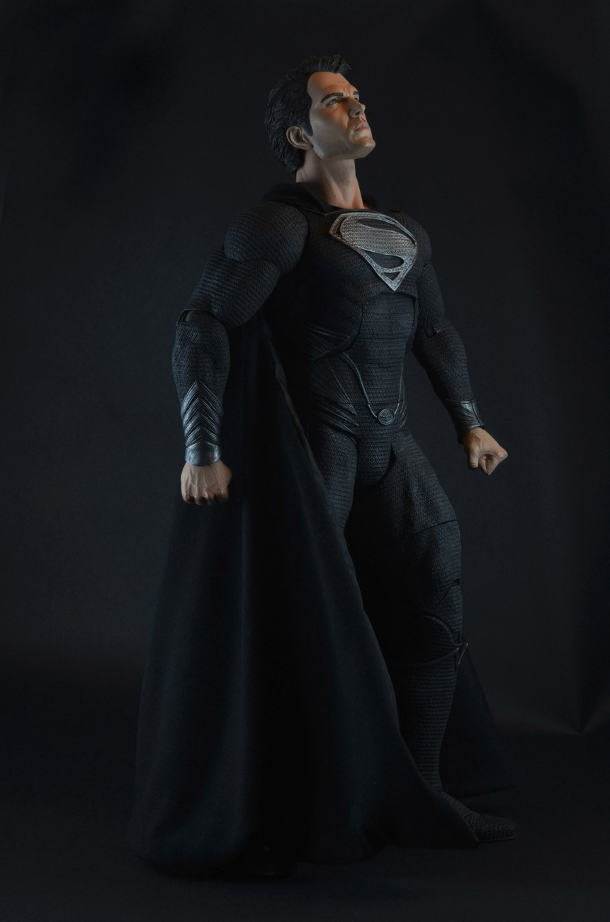NECA Reveals Quarter Scale Man of Steel Superman - The ...