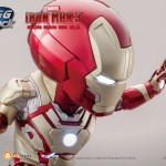 NYCC Iron Man Mark 42 Statue 2