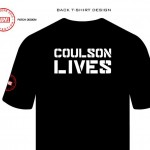 NYCC T Shirt Coulson Lives 2
