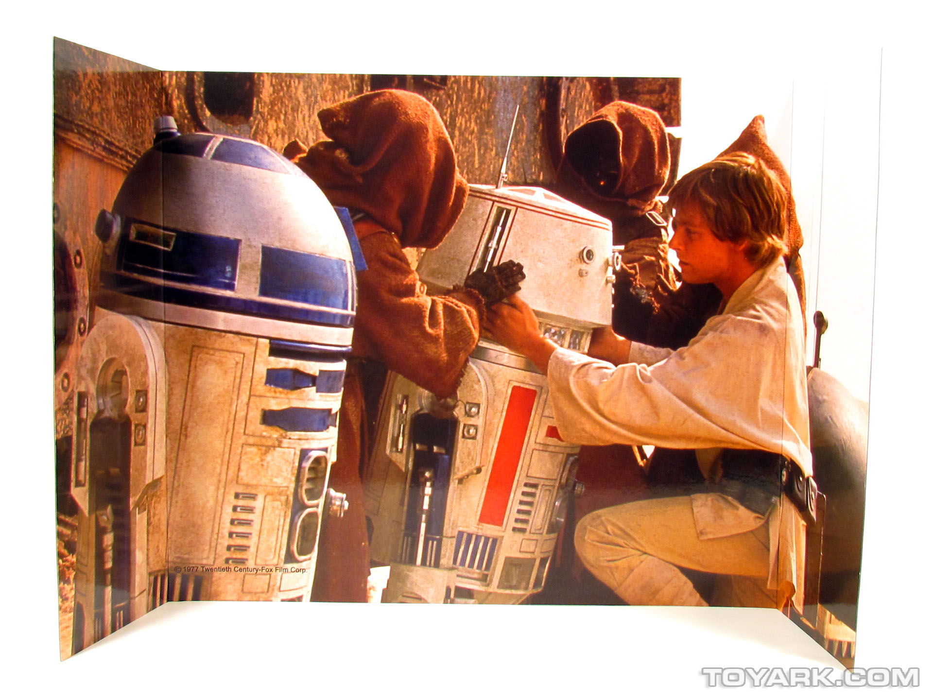 Star Wars Jumbo Kenner Droid Special Set 011
