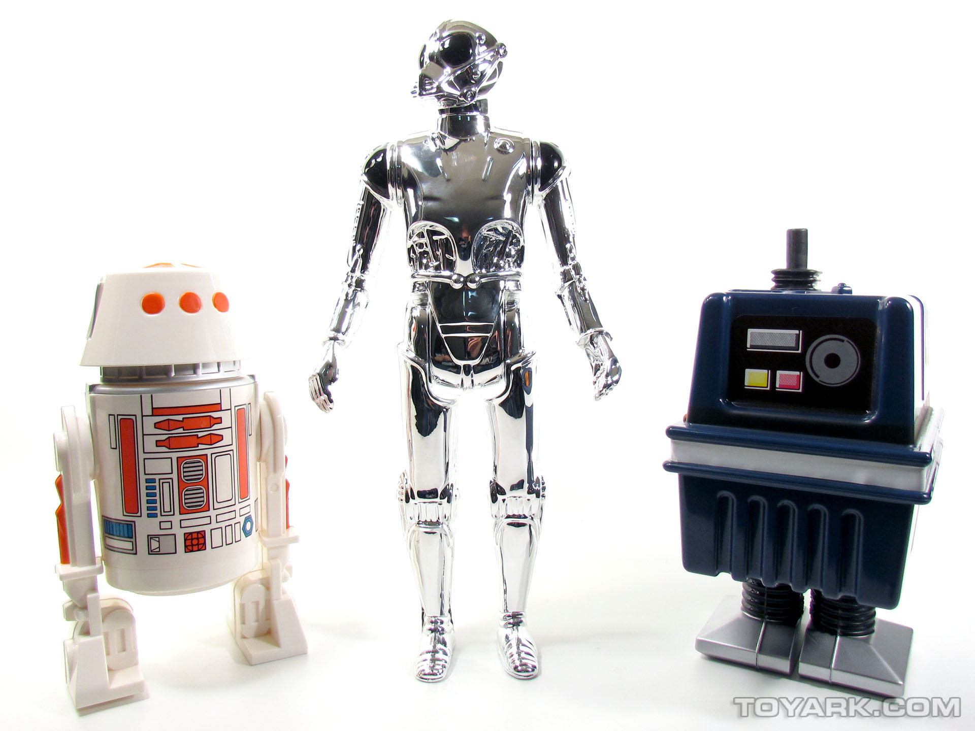 Star Wars Droids Toys : Toyark review star wars droid jumbo kenner action figure