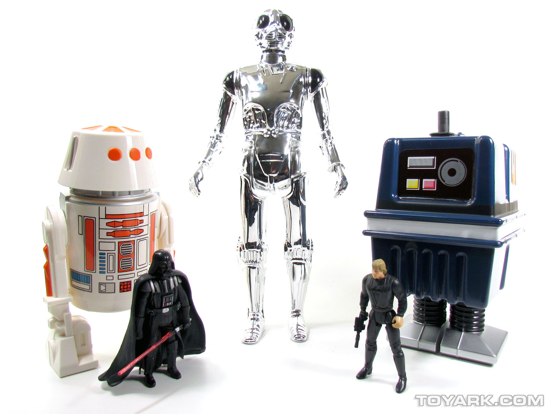 Star Wars Jumbo Kenner Droid Special Set 064