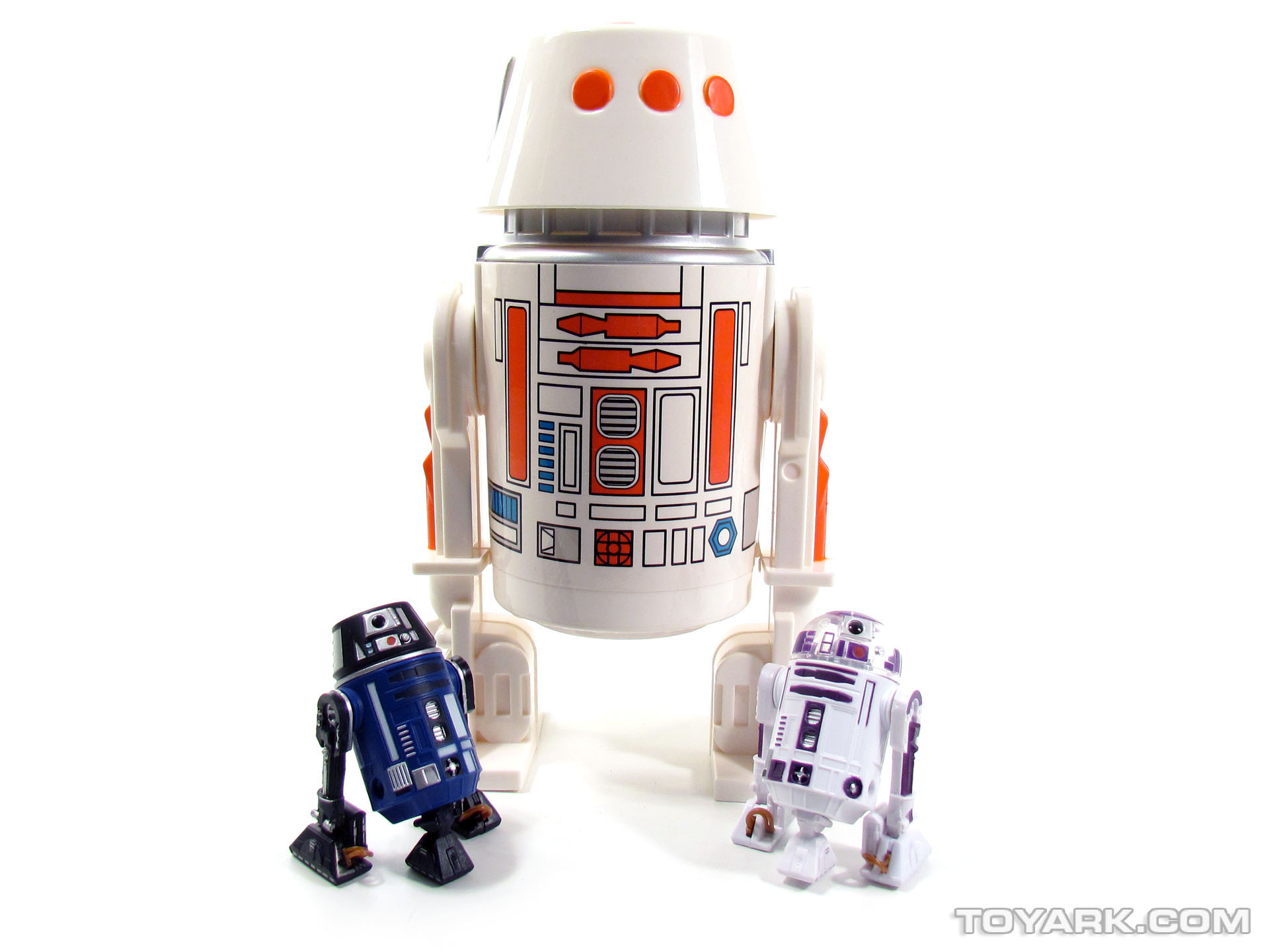 Star Wars Jumbo Kenner Droid Special Set 067