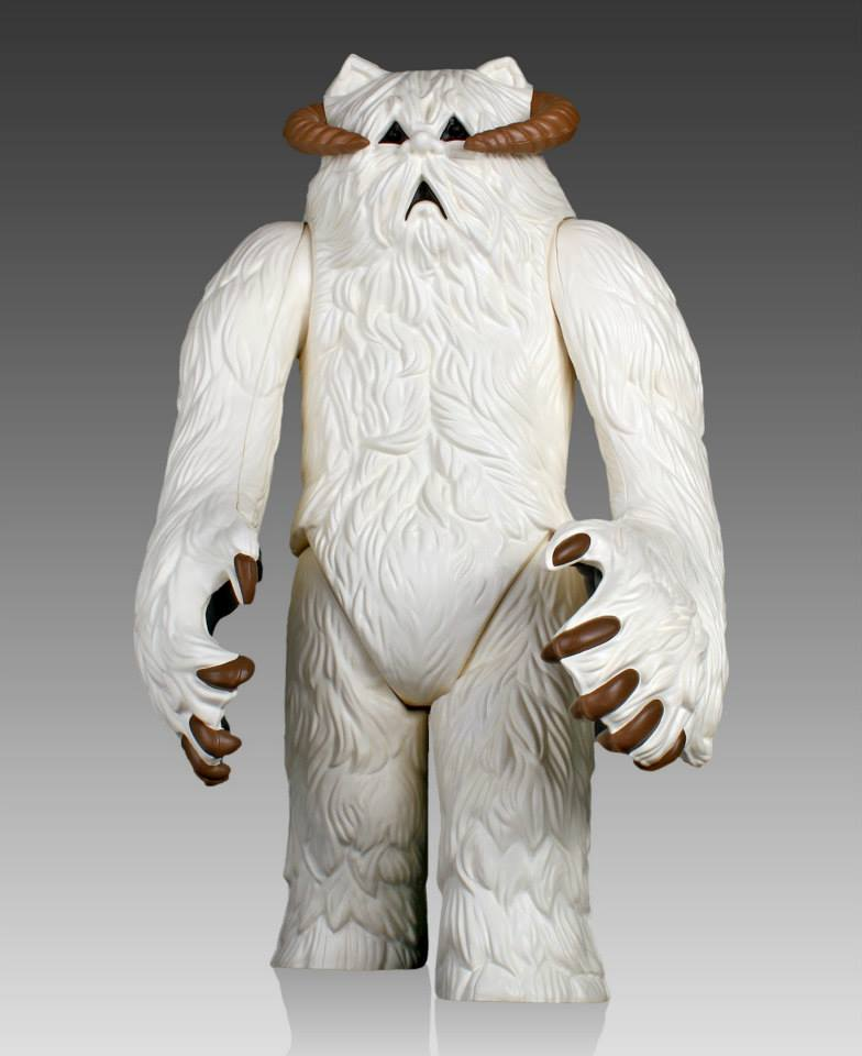 Star Wars Jumbo Kenner Wampa 001