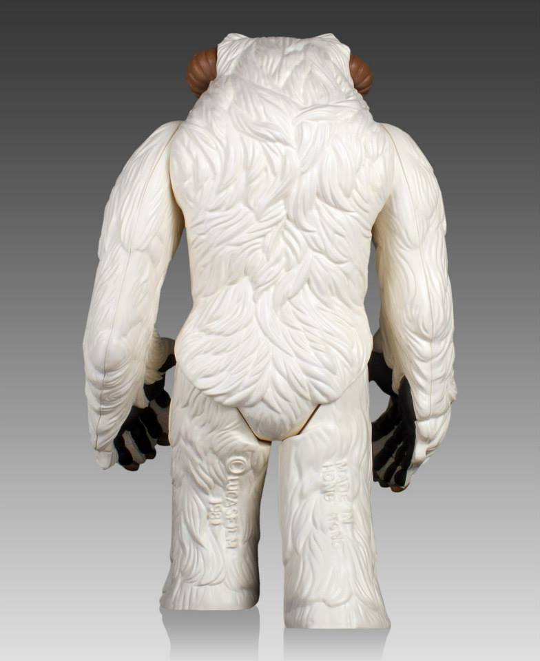 Star Wars Jumbo Kenner Wampa 004