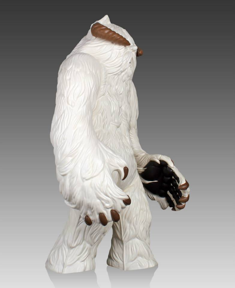 Star Wars Jumbo Kenner Wampa 005