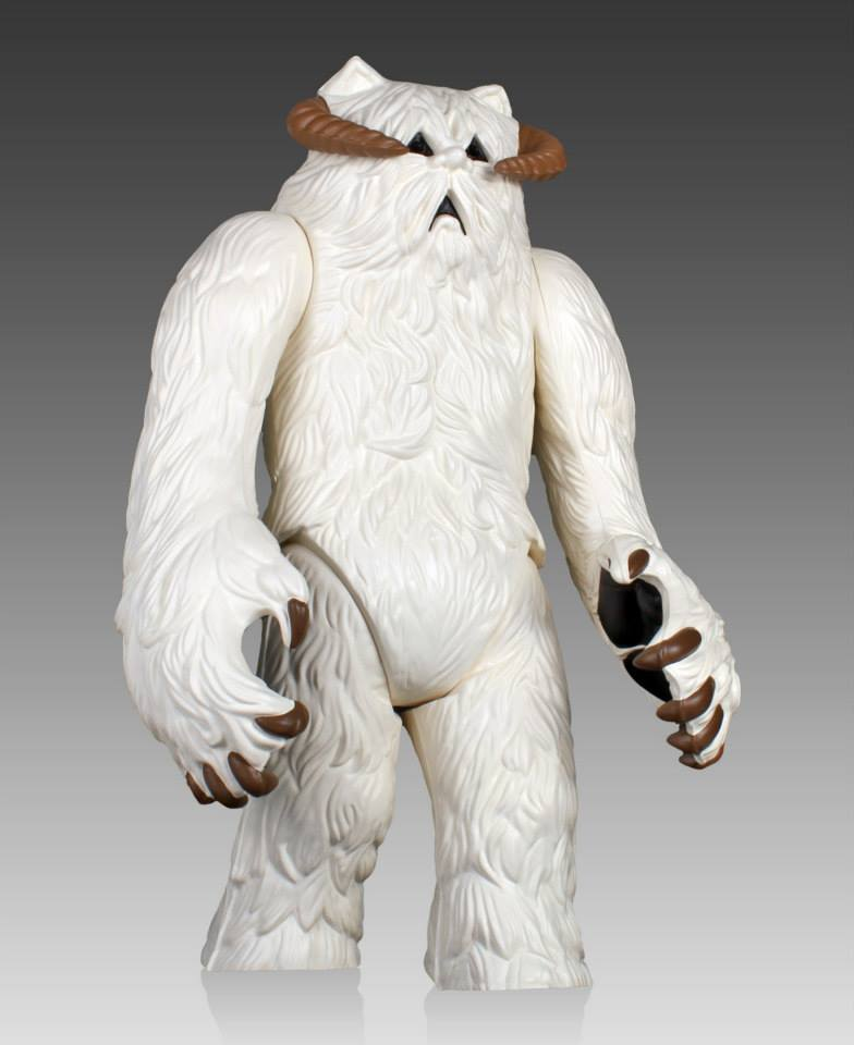 Star Wars Jumbo Kenner Wampa 006