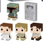 Star Wars Papercraft Playset