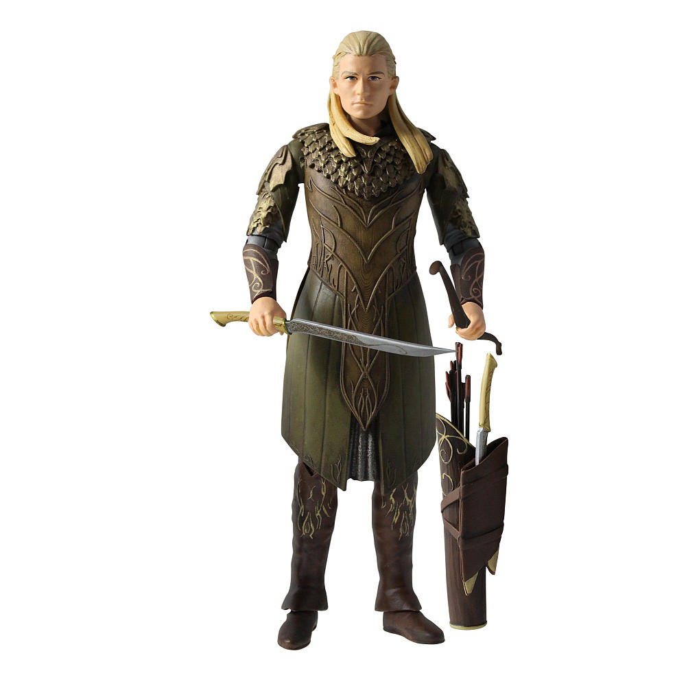 The Hobbit Desolation of Smaug Legolas 6 Inch
