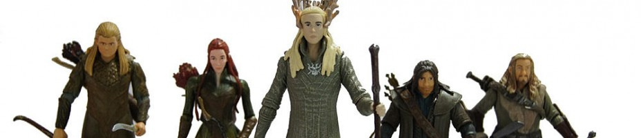 The Hobbit Desolation of Smaug Mirkwood Heroes