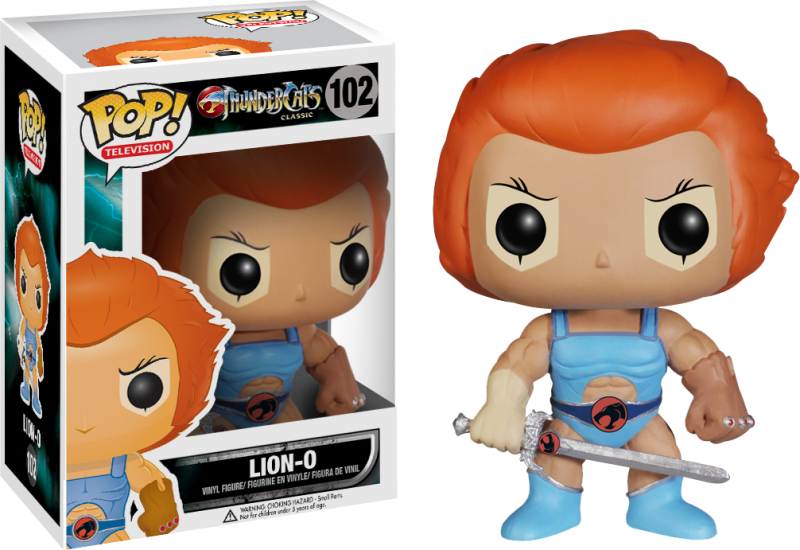 Thundercats Pop Vinyl Figures Images The Toyark News
