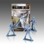 Walking Dead Prison Walker Blue Army Men 005