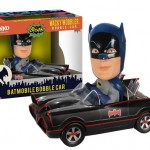 Batman Classic TV Series Batmobile Wacky Wobbler