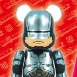 Be@rbrick Series 27 Robocop