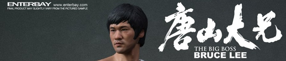 Bruce Lee The Big Boss Figure 002