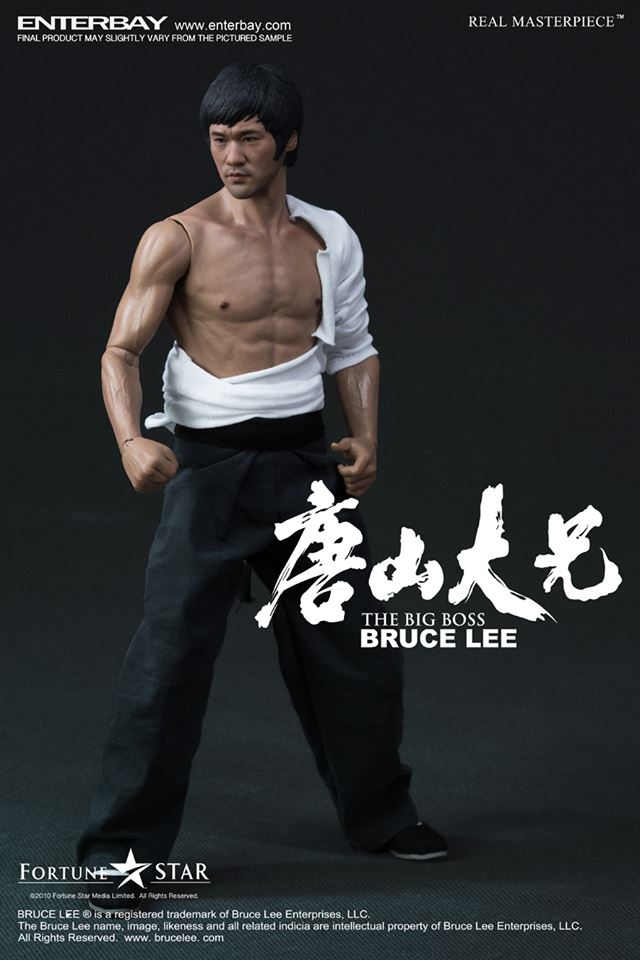 Bruce Lee The Big Boss Figure 003
