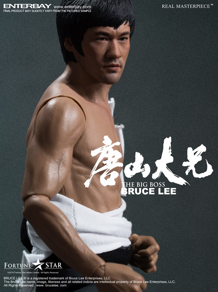 Bruce Lee The Big Boss Figure 004
