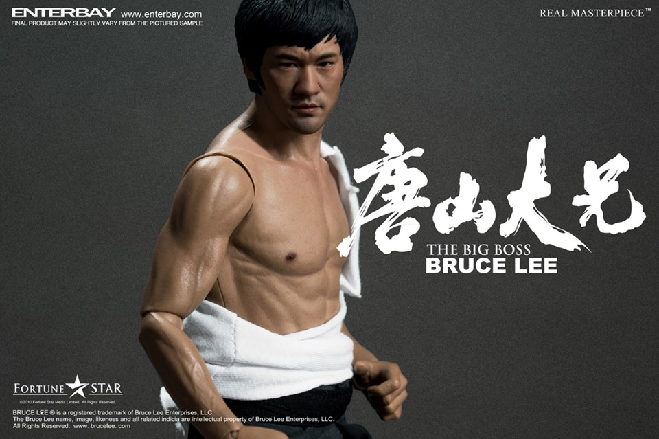 Bruce Lee The Big Boss Figure 005