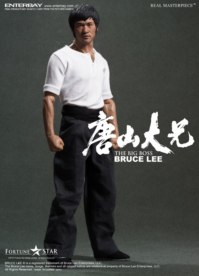 Bruce Lee The Big Boss Figure 006