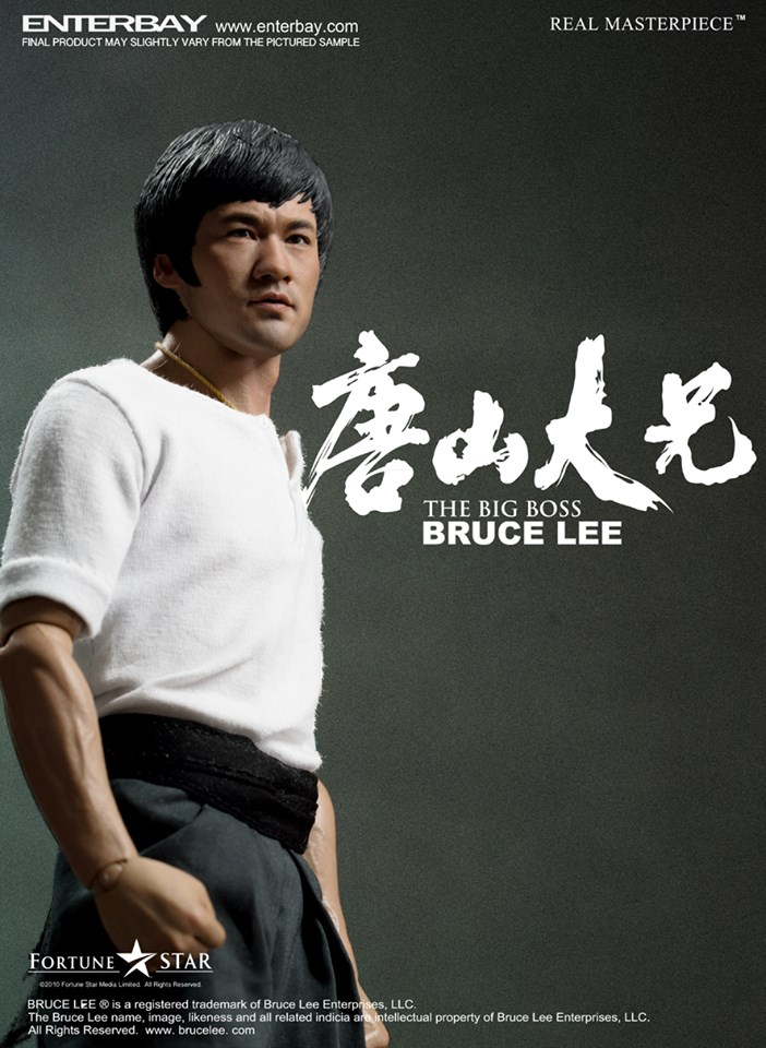 Bruce Lee The Big Boss Figure 007