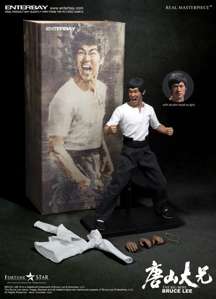 Bruce Lee The Big Boss Figure 009