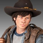 Carl Grimes Mini Bust Web Direct 007