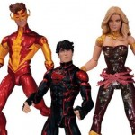 DC New 52 Teen Titans Figures