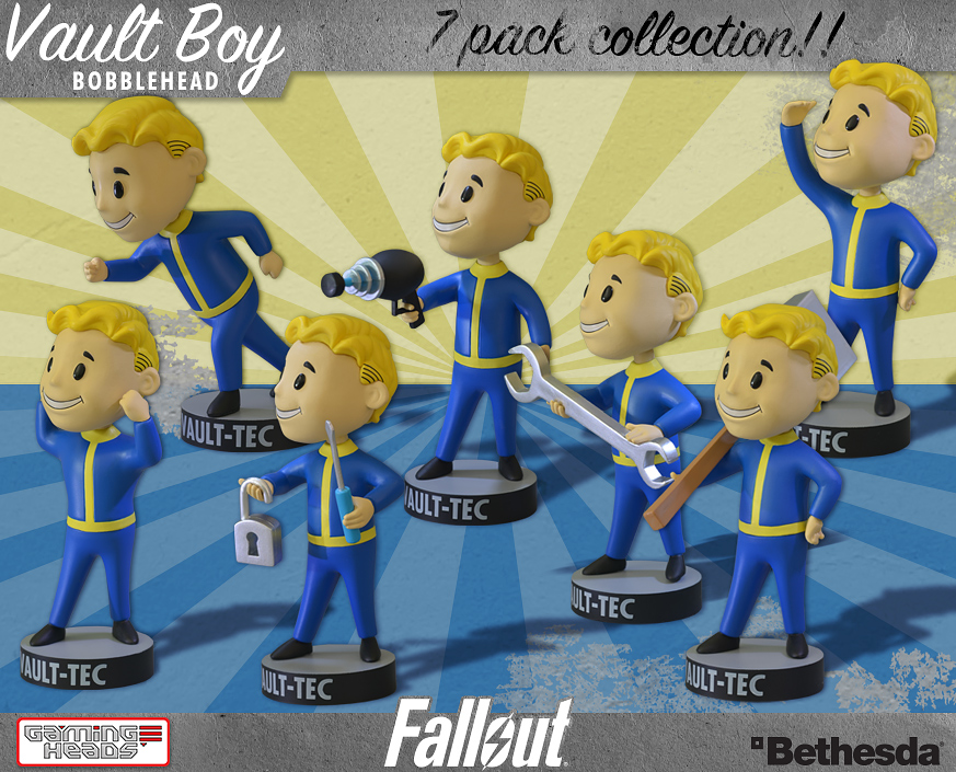 Vault Boy Avatar Reveals Fallout Vault Boy