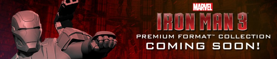 Iron Man 3 Premium Format Collection Preview