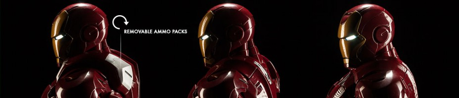 Iron Man Mark VII Legendary Scale 003
