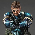 MGSV Naked Snake Metallic Play Arts Kai 003