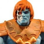 MOTUC Battle Damaged FAKER Head