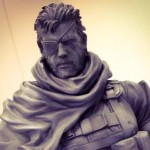 Metal Gear Solid Punished Snake Play Arts Kai Preview