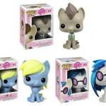 My Little Pony Pop Vinyls