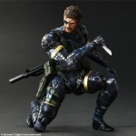 Play Arts Kai Naked Snake 2