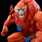 Pop Culture Shock MOTU Beast Man Statue