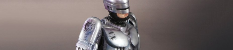 Robocop 1987 Play Arts Kai 007