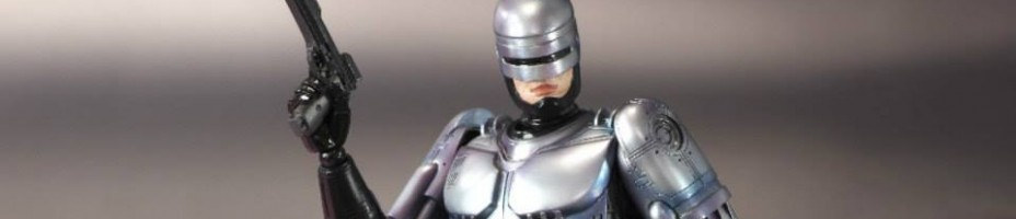 Robocop 1987 Play Arts Kai 1