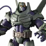 Super Villains Armored Lex Luthor